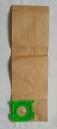 10 sacs industriel aspirateur SEBO C.2 C.3 370/470 - Série K - X1/2/3 AIR BELT  plaquette plastique verte