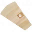 10 sacs industriel aspirateur SORMA 510/520