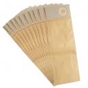 10 sacs industriel aspirateur TASKI TAPITRONIC/TAPISET 38/45  8502.160