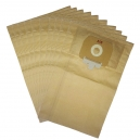 10 sacs industriel aspirateur TENNANT V10 3800 - 9202