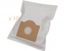 10 sacs Microfibre aspirateur FAM AURORA 1100 - AURORA 1200 - AURORA 1400