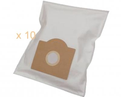 10 sacs microfibre aspirateur rowenta rs300 poche tissu pour aspirateur 776035. Black Bedroom Furniture Sets. Home Design Ideas