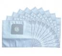 10 sacs Microfibre aspirateur WESDER C 216 DES