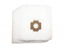 10 sacs Microfibre aspirateur WORN GTO