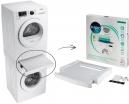 KIT superposition universel avec tablette lave-linge et sèche-linge