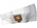 5 sacs Microfibre aspirateur PRODIM TWISTER  AT 98019 D36 mm