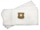 5 sacs Microfibre aspirateur PROLINE TWISTER AT 98019