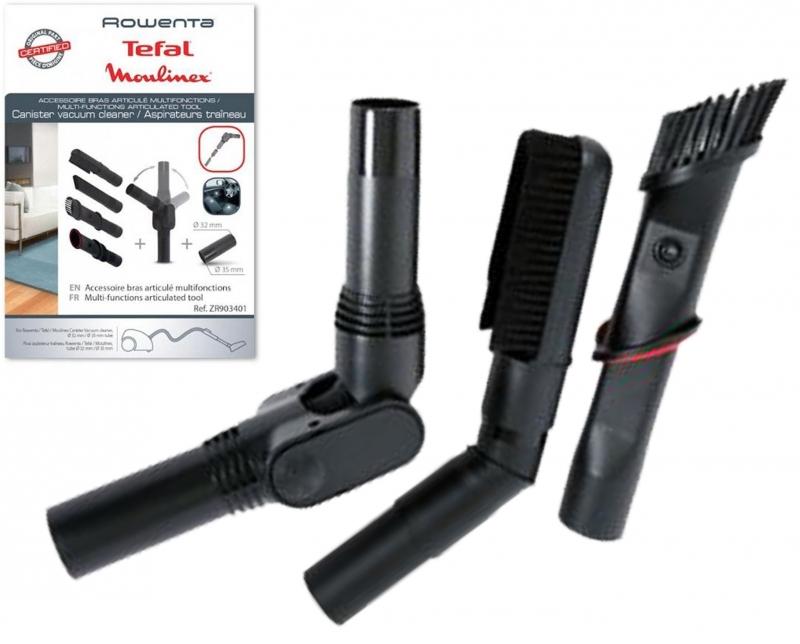 accessoire bras articul aspirateur rowenta ro462911. Black Bedroom Furniture Sets. Home Design Ideas