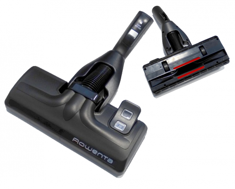 brosse combin e pour aspirateur rowenta ro7834 compact. Black Bedroom Furniture Sets. Home Design Ideas