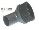 Brosse ronde aspirateur PARKSIDE PNTS 1400 A1 / B1