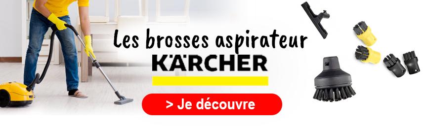 Karcher brosses